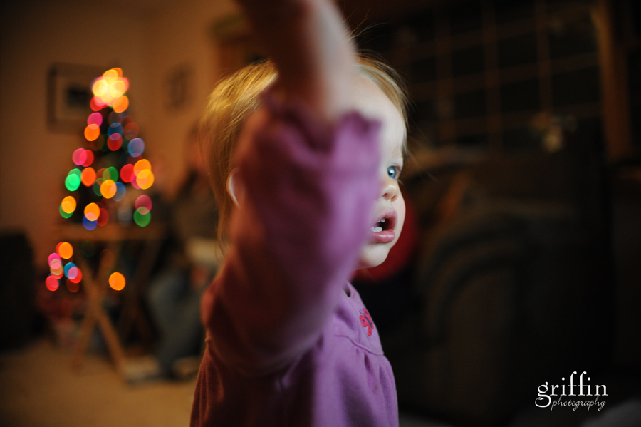 Wisconsin lifestyle photographer, Griffin Photography, life at Christmas.