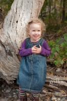 Griffin Photography in Baraboo Wisconsin caught charming smile on film.