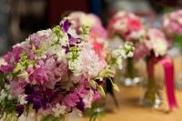Flower bouquets from Wild Apples in Baraboo.