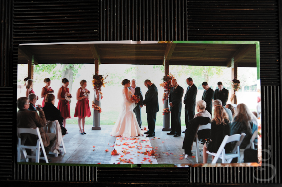 full page image of the wedding ceremony .