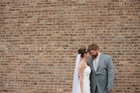 Love this shot of the bride and groom just breathing before the ceremony.